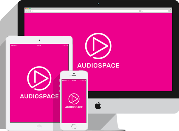 AudioSpace   Radio station streaming, apps and websites